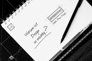 Wichtigkeit von Design Blog Werbekram
