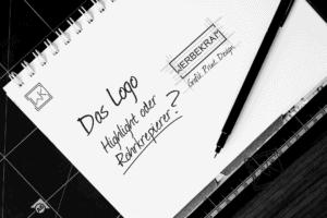 Das Logo Blog von Werbekram
