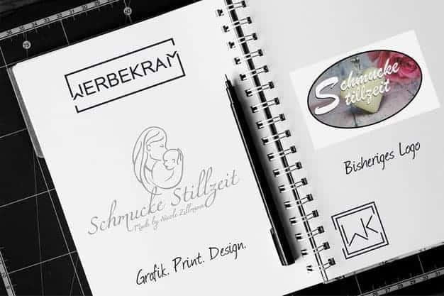 Logo von Schmucke Stillzeit Werbekram