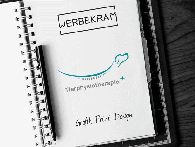 Logo von Tierphysiotherapie plus Berlin Werbekram