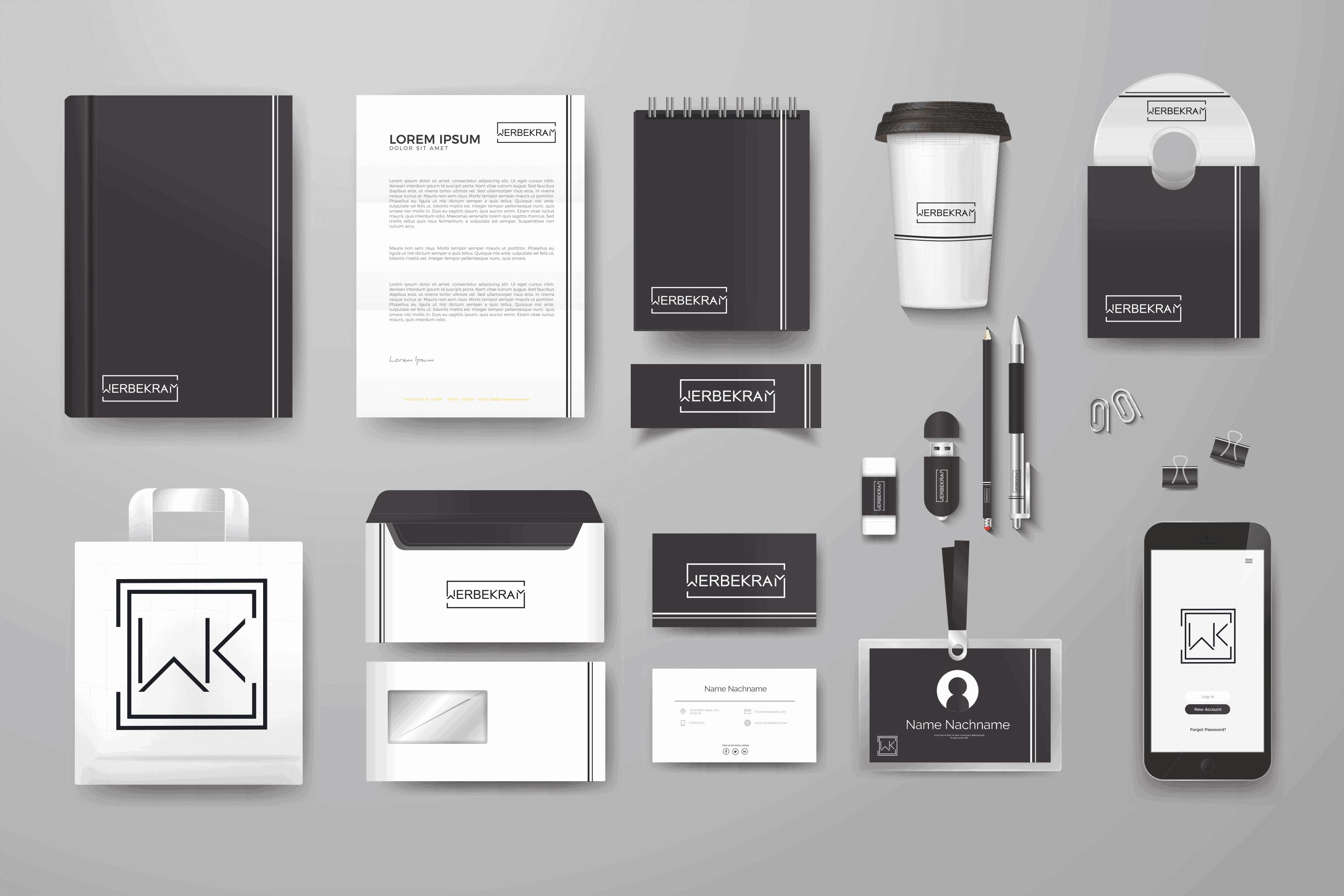 Corporate Design von Werbekram